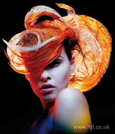 What Is Avant-Garde | 2005 avant garde Hair Style Picture - qhs26800
