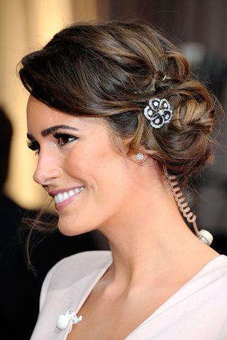 Oscars hairstyle