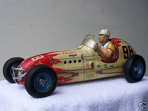 Indy 500 Toy Race Cars