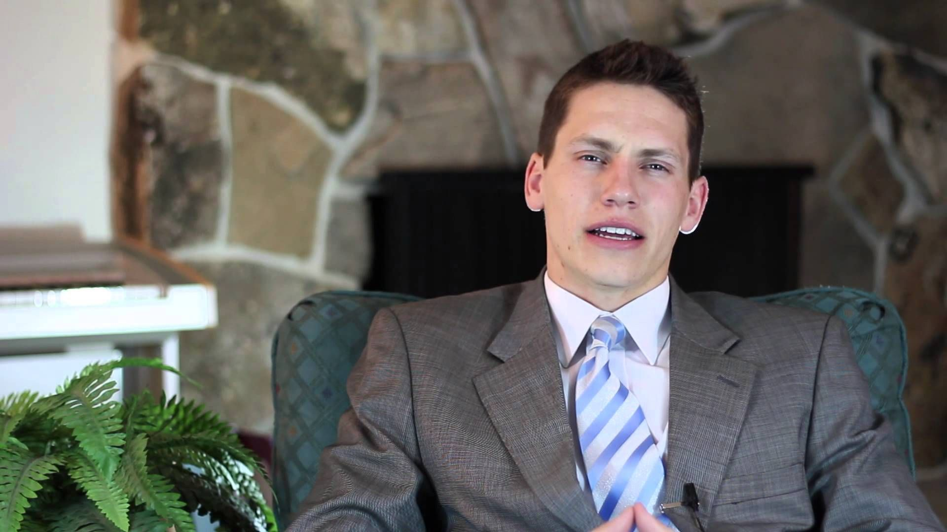 Preston's testimony about how his LDS mission to Russia blessed his life.  His testimony of the Gospel of Jesus Christ.
