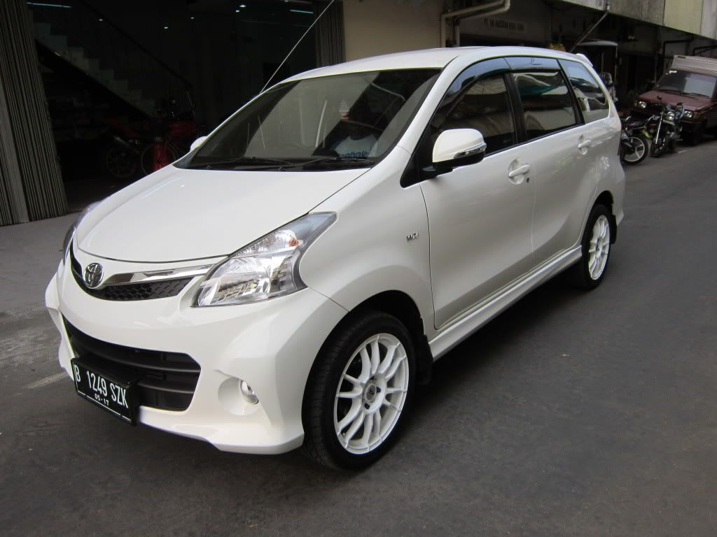 Toyota avanza details spec modified picture bodykit of html 2017 - Cars