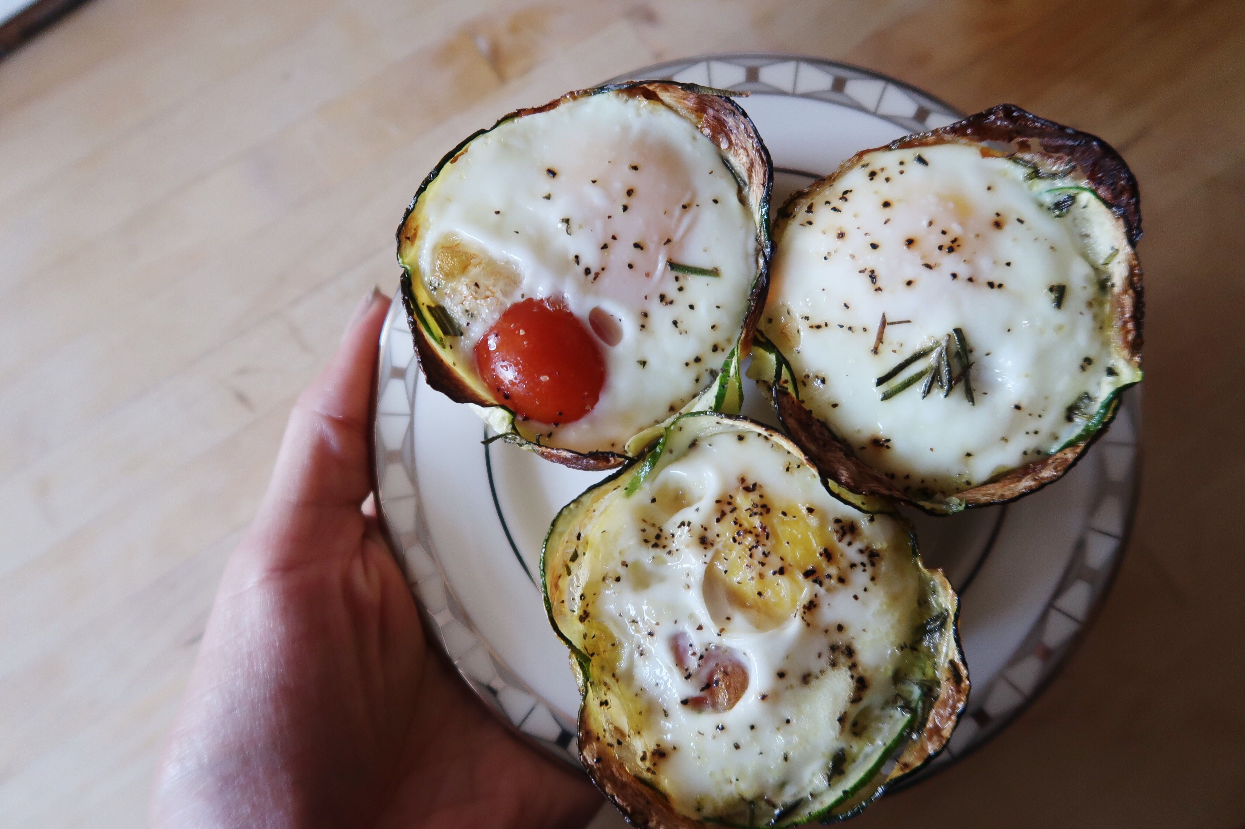 Egg Flowers The Healthiest 15 Minute MakeAhead Breakfast