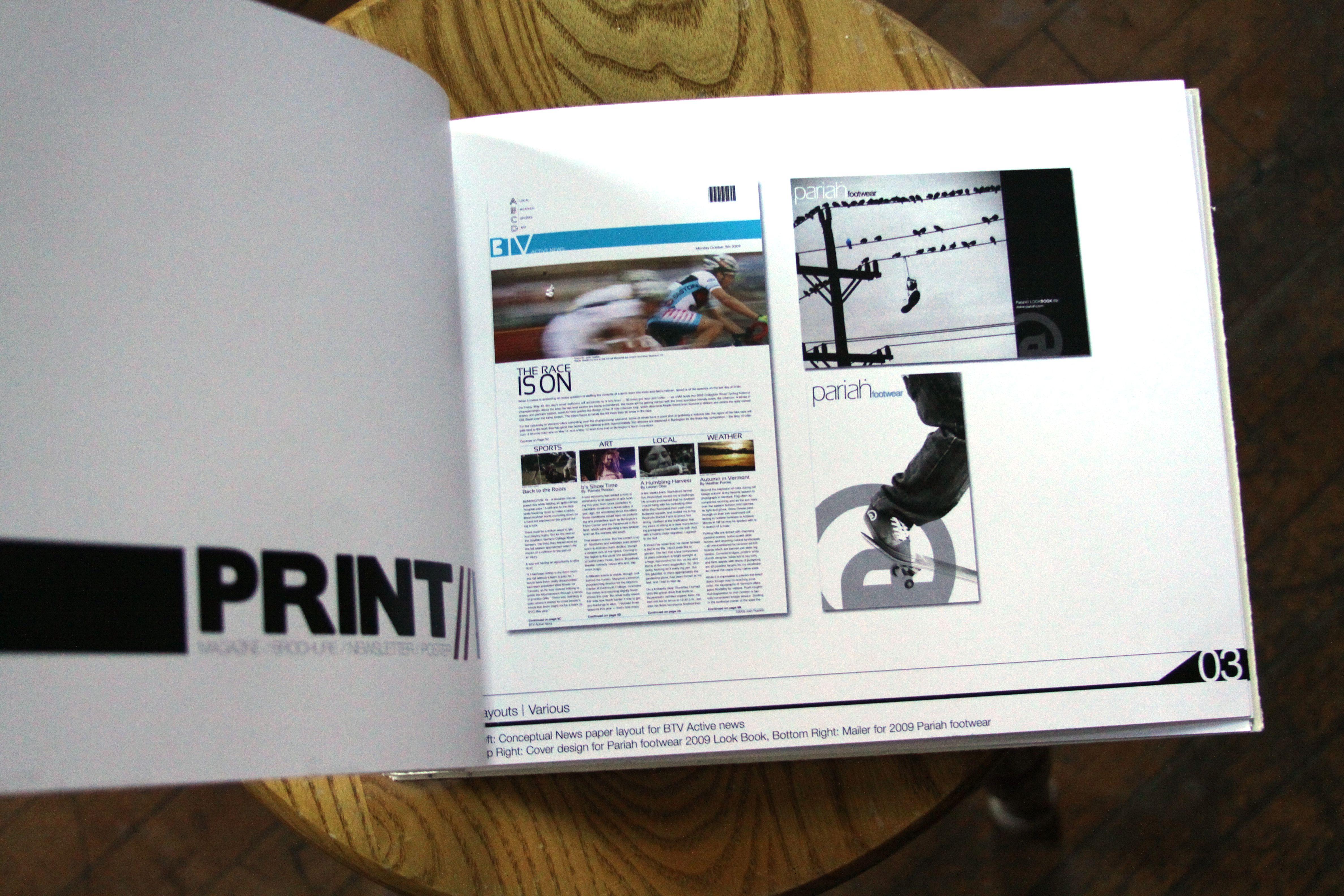 Portfolio Graphic Design Print - Google Search