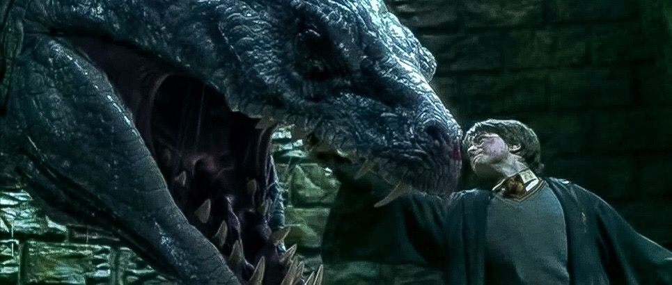 """Résultat de recherche d'images pour """"harry potter et le secret chambre snake"""""""