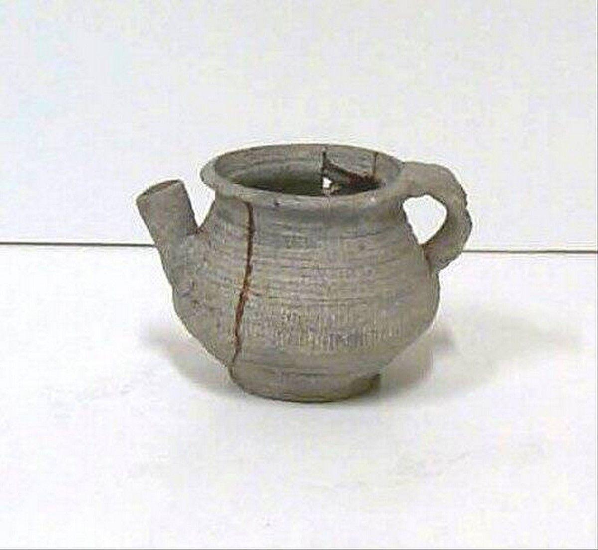 tuitpot, Anoniem, 1200 - 1300 | Museum Boijmans Van Beuningen