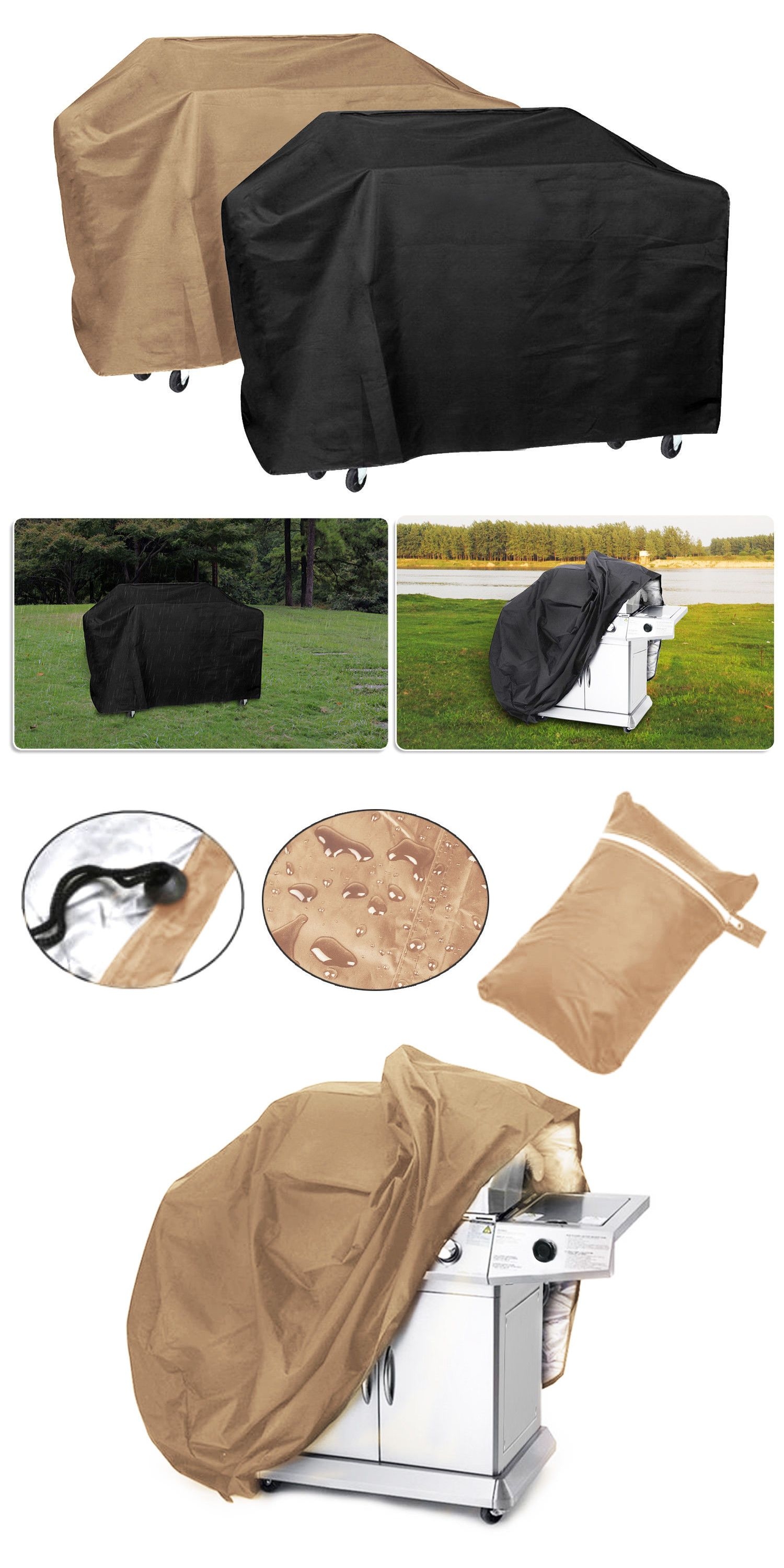 Barbecue And Grill Covers 79686 57 Bbq Gas Cover Protection Waterproof Outdoor Anti