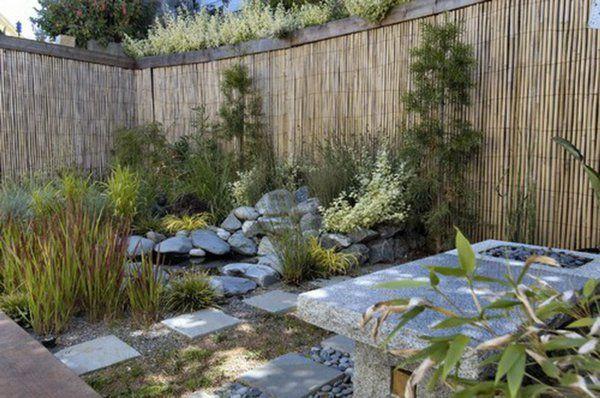 Choisissez Un Panneau Occultant De Jardin Cloture Jardin
