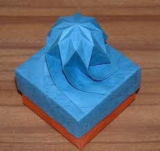 Origami Box – Box by Chris Palmer