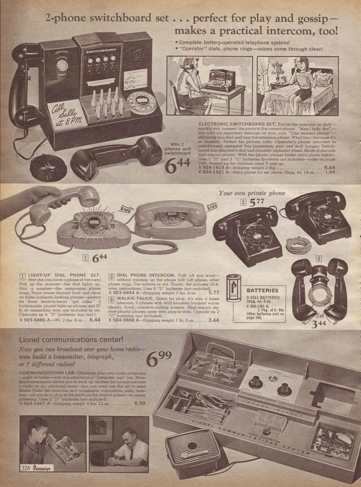 Wk 1966 Kid Telephones Childhood Stuff Pinterest Christmas