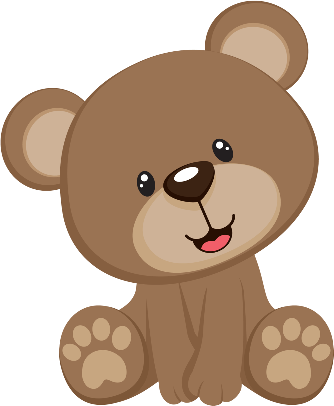 View And Download Hd Gummy Bear Clipart Transparent Background Cute Teddy Bear Clipart Png Image For Free Teddy Bear Clipart Bear Clipart Teddy Bear Images