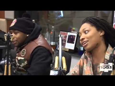 Interview With Black Ink Crew At The Breakfast Club Power 105.1 [Part 2]