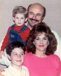 the Dr  Phil family | Dr Phil | Dr phil family, Celebrity