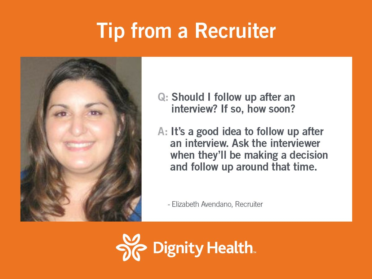 Check Out This Interview Tip From One Of Our Recruiters!