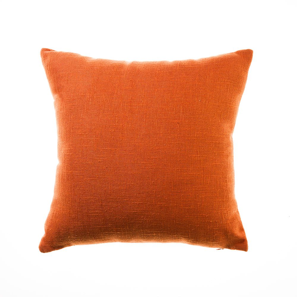 may 1 - i bought this - burnt orange cushions for my bed