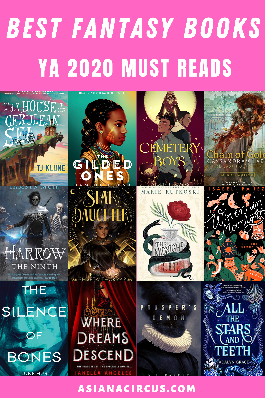 Best Fantasy Books In 2020 You Must Read In 2020 Fantasy Books New Romance Books Dark Fantasy Book
