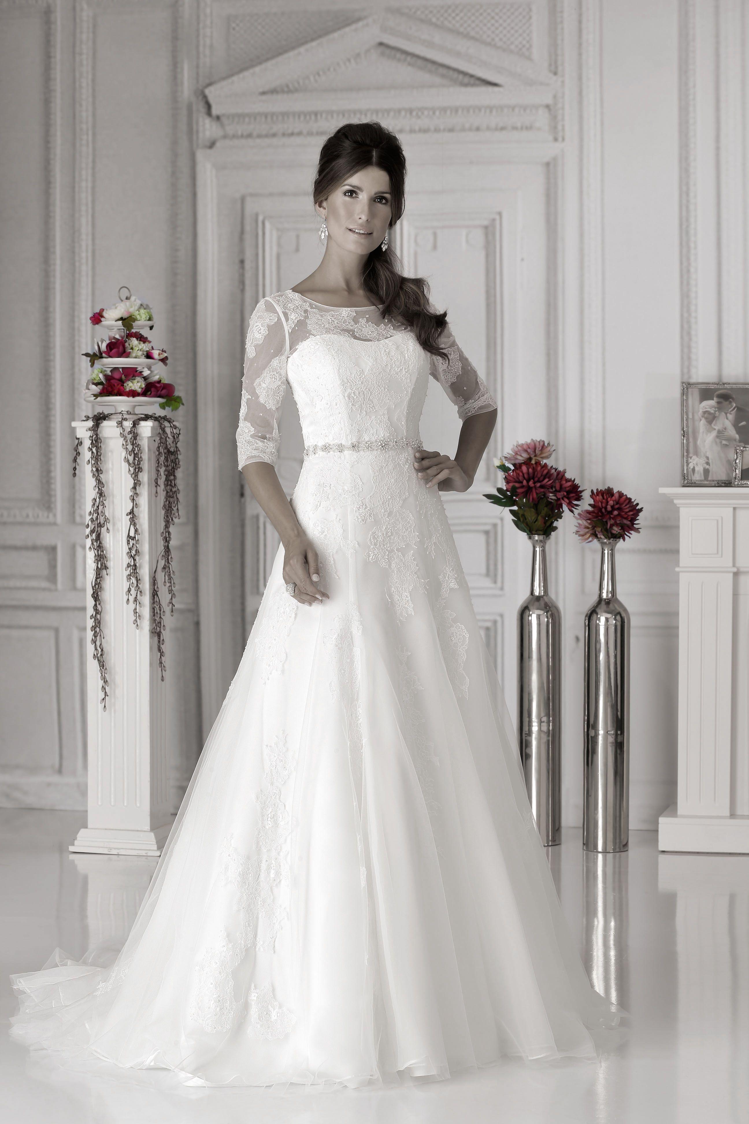 PU6803 Wedding dresses, bridal gowns, bruidsjurken, trouwjurken ...