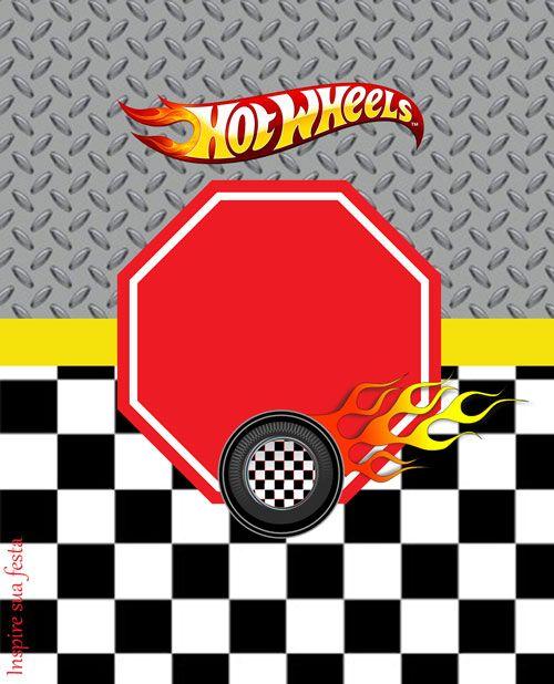 Hot Wheels Kit Digital Gratuito Inspire Sua Festa Aniversario Hot Wheels Festa Hot Wheels Hot Wheels