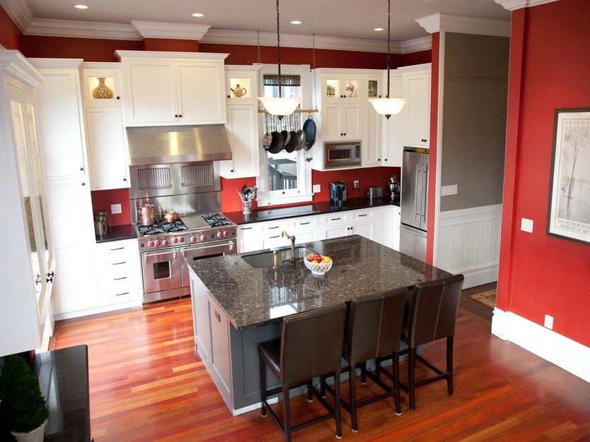 18 Refreshing Kitchen Color Ideas For A Not-So-Boring
