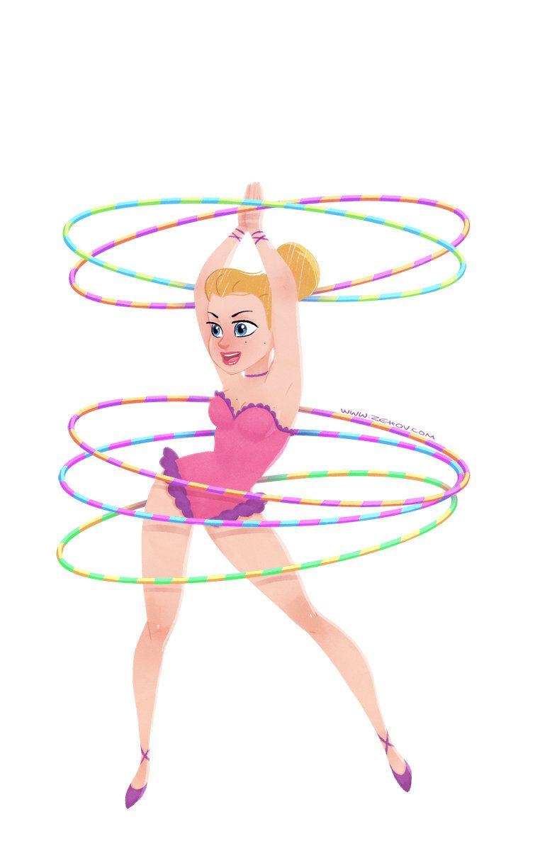 Hula Hoops Tsvetomir Zehov Hula Hoop Character Design Hoop Art