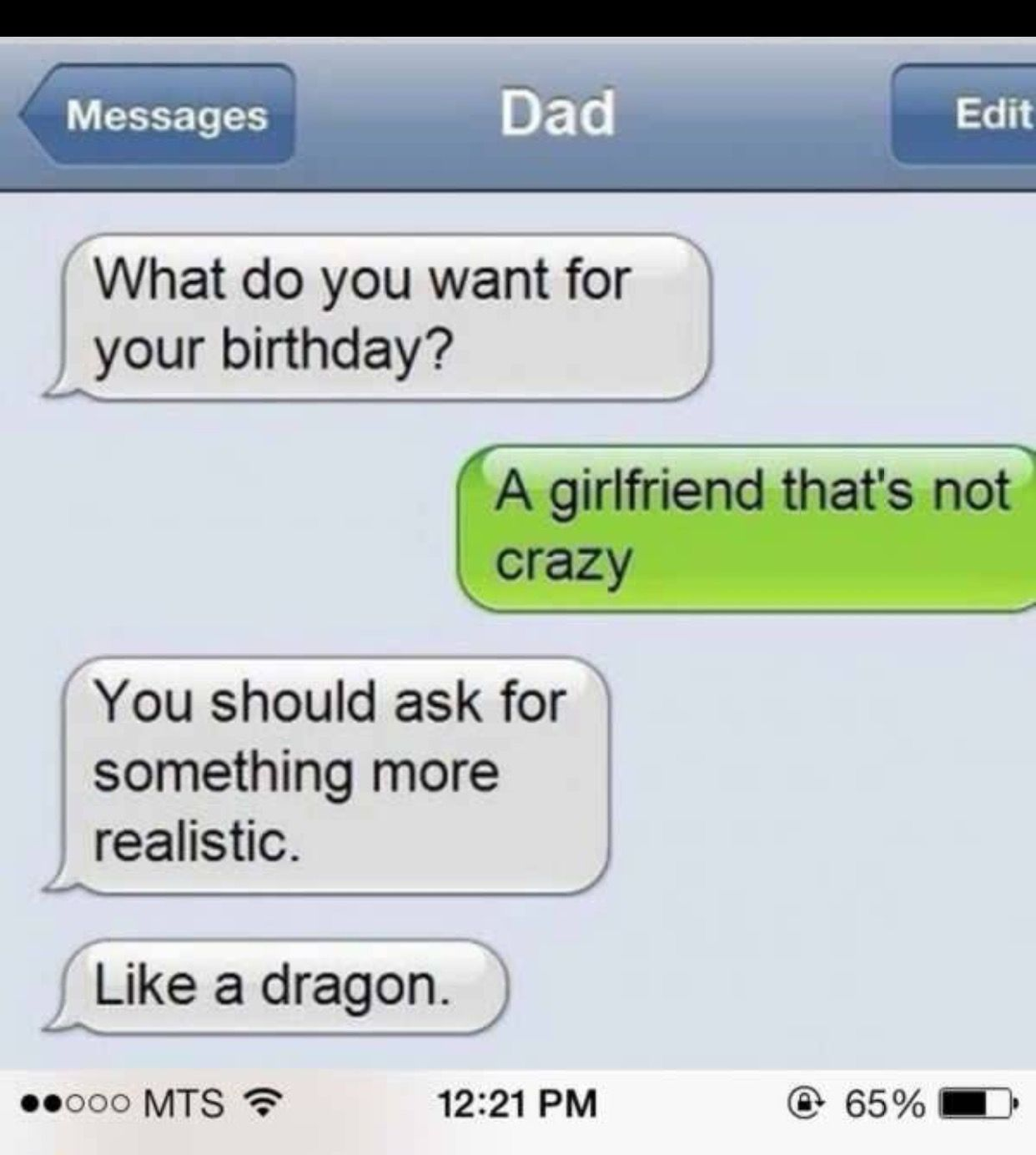 31 Hilarious Dad Texts That Are Stupidly Awesome