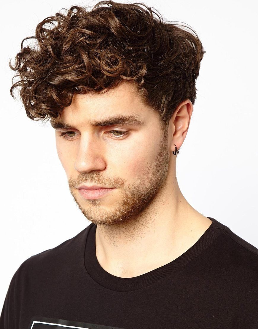 Asos Silver Earring Pack With Small Hoop Curly Hair Men Haircuts For Curly Hair Curly Hair Styles