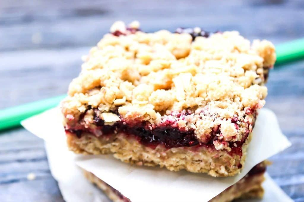 Copycat starbucks michigan cherry oat bars recipe