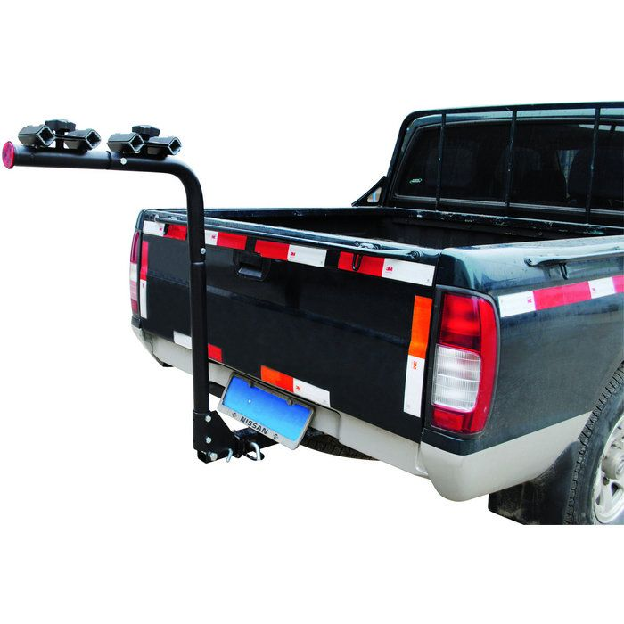 Pin By Northern Tool Equipment On Trailers Trailer Accessories 4 Bike Rack Bike Rack Steel Bike