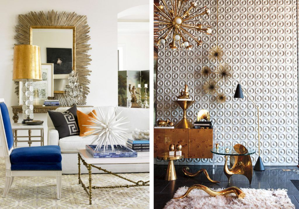 Stunning Define Hollywood Regency Glamour Interior Design Style