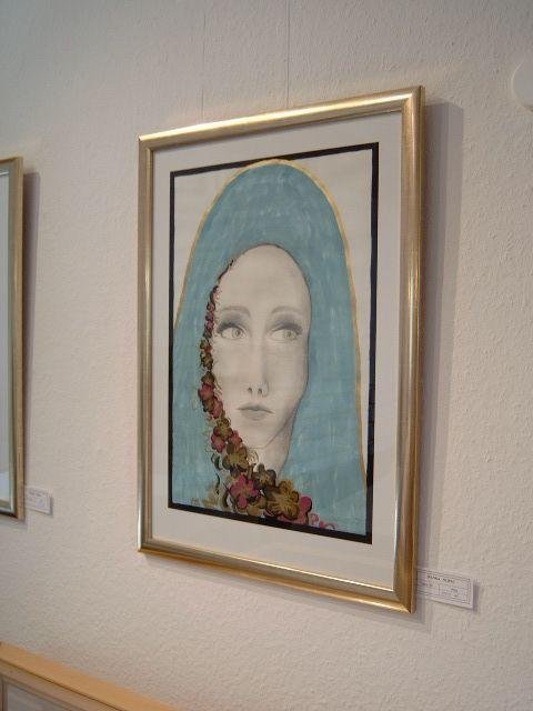 Ivanka Sarincic, Exhibition, Ratingen, Germany
