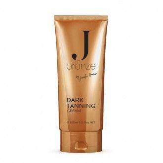 Jbronze Dark Tanning Cream 150 mL