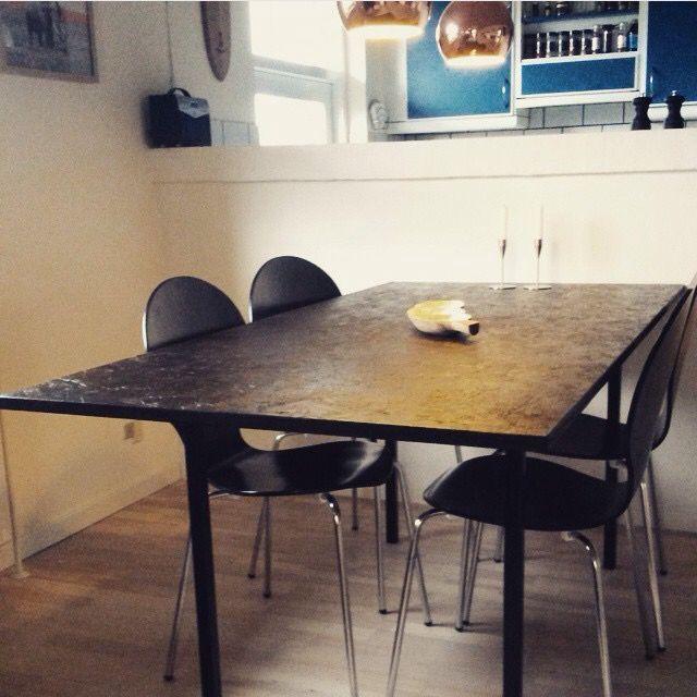 Forskellige Sort malet osb plade. Instacredit to: sorenbrinch   Home sweet WP76