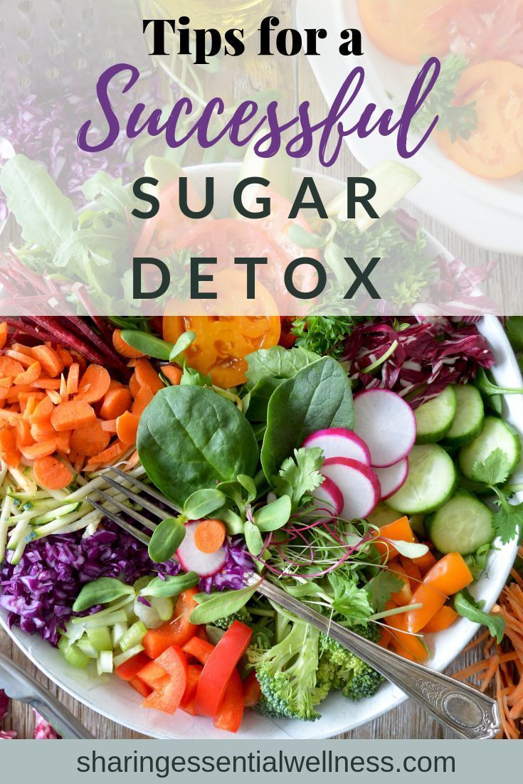 Make your sugar detox successful with these practical wellness tips! Learn how t...