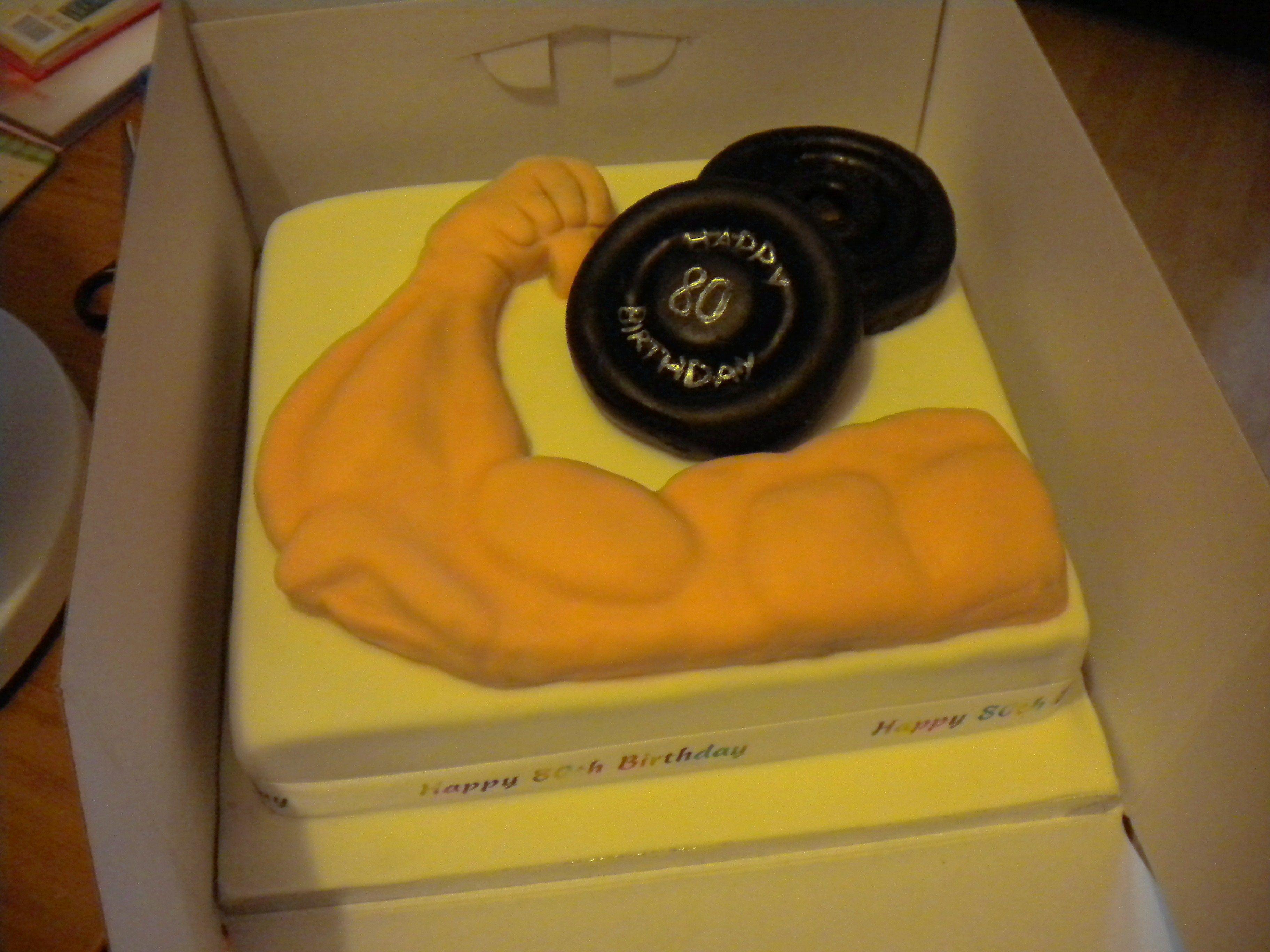 Phenomenal Muscle Man Birthday Cake Muscle Cakesformen Birthday Cakes For Personalised Birthday Cards Xaembasilily Jamesorg