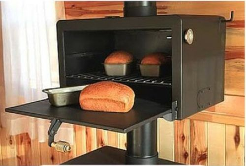Install A Bakers Salute Oven #einfacheheimwerkerprojekte