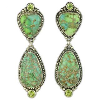 Earrings By Robert Taylor Native American Jewelry Sedona