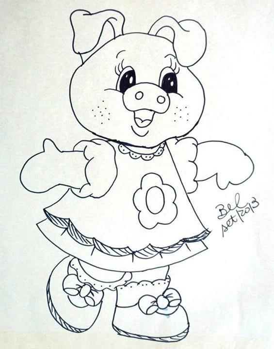 art sanália riscos de porquinhos desenhos marítimos pinterest