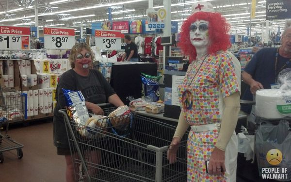 Pin on Funny - People of WalMart