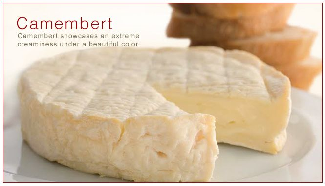 A Creamy And Soft Textured Cheese The Normandie Camembert Reintroduces Under Its Artisan Ivory Rind The Wonderful Flavor Cheese French Cheese Camembert Cheese
