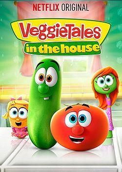 Veggietalesinthehouse Cartoon Animation Netflix With Images
