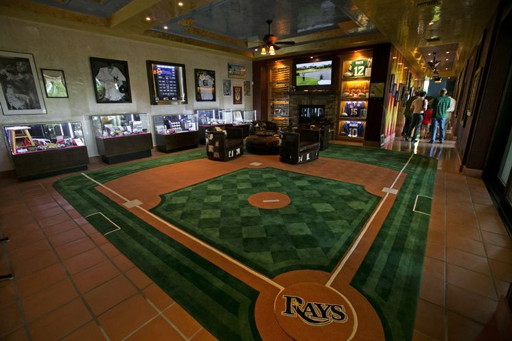 Awesome Basement Man Caves