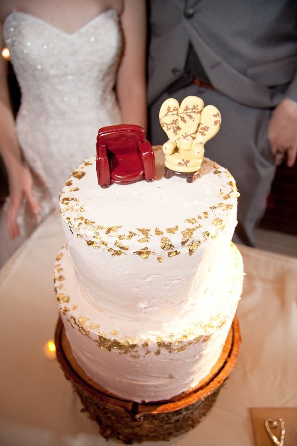 Each table at this wedding had a different Disney theme and it was MAGICAL