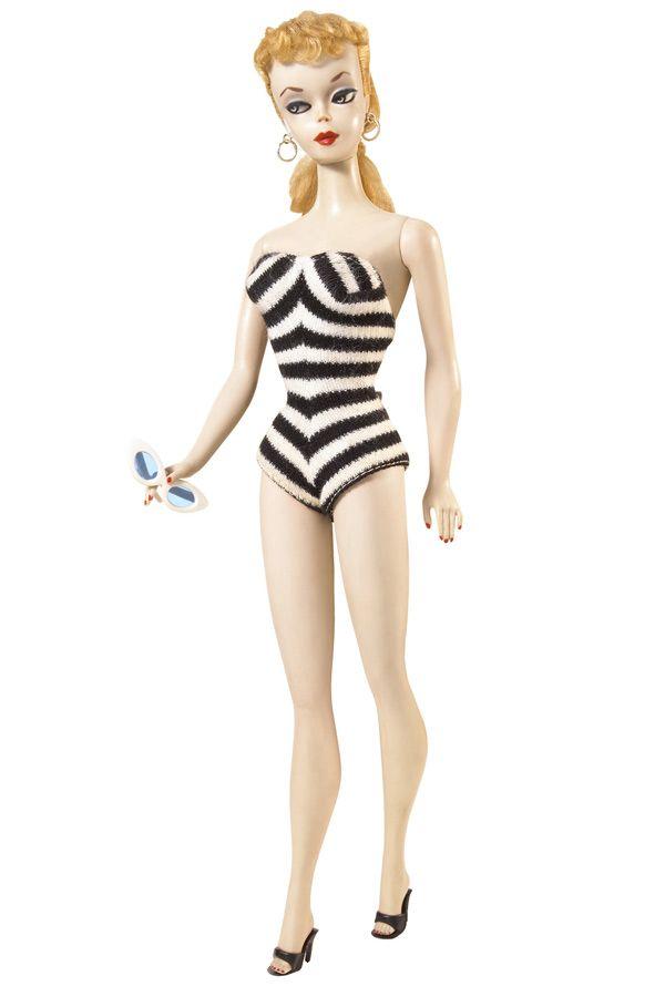 der erste barbie film