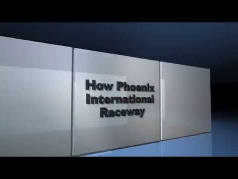 How a NASCAR Race is broadcasted to the World from Phoenix, AZ  #NASCAR #Race #Phoenix #AZ