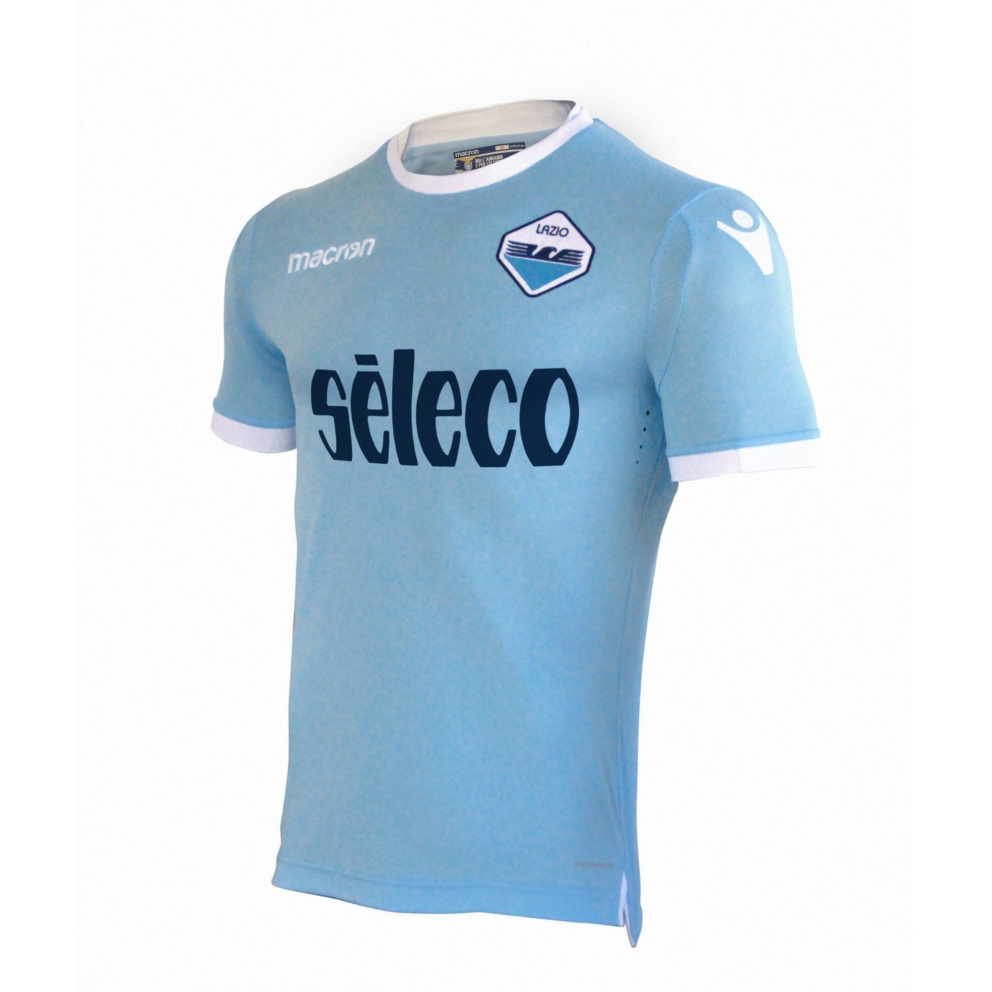 0d8e0ac184f Maglie 2017 18 - Lazio.net Community The jersey for the 2017-18 season