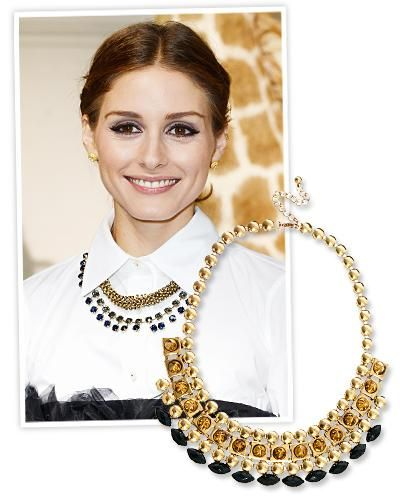 TREND 3 BIB NECKLACES 6 Celebrityinspired Jewelry Trends To Try