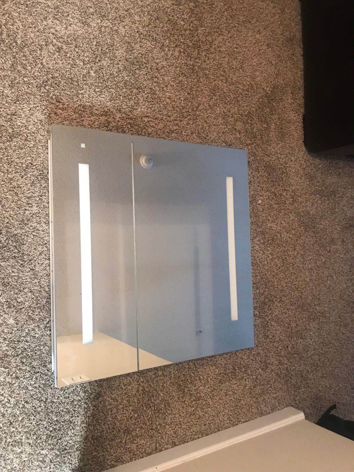 Robern 30 Wide Dual Door Medicine Cabinet Medicine Cabinet