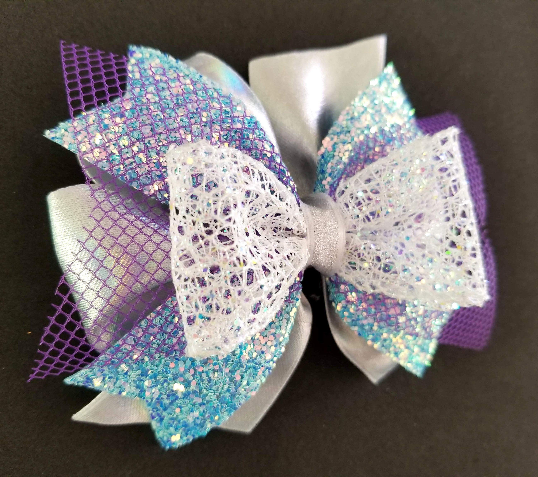 "1.5/"" Perfect for Hair Bows//Crafts Mermaid Design Grosgrain Ribbon 38mm"