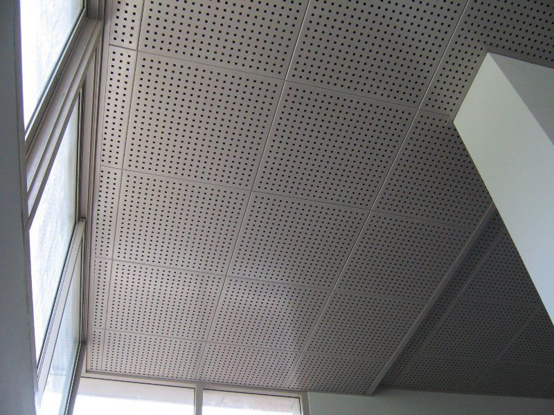 Fameline Clip In System Is A Concealed Grid System Which Emphasizes