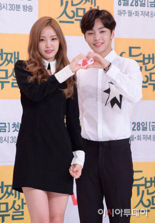 "[Photos] ""Twenty Again"" Choi Ji-woo"", Lee Sang-yoon is tall and handsome"" @ HanCinema :: The Korean Movie and Drama Database"