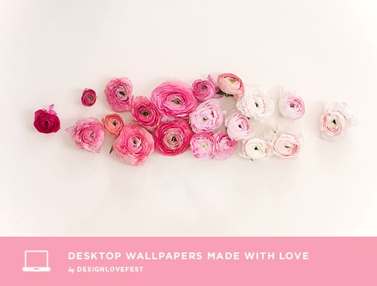 Floral Desktop Downloads Designlovefest Blooms